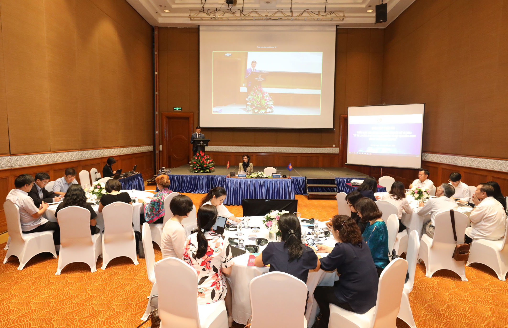 National preparatory workshop for 13th ASEAN forum on migrant labour