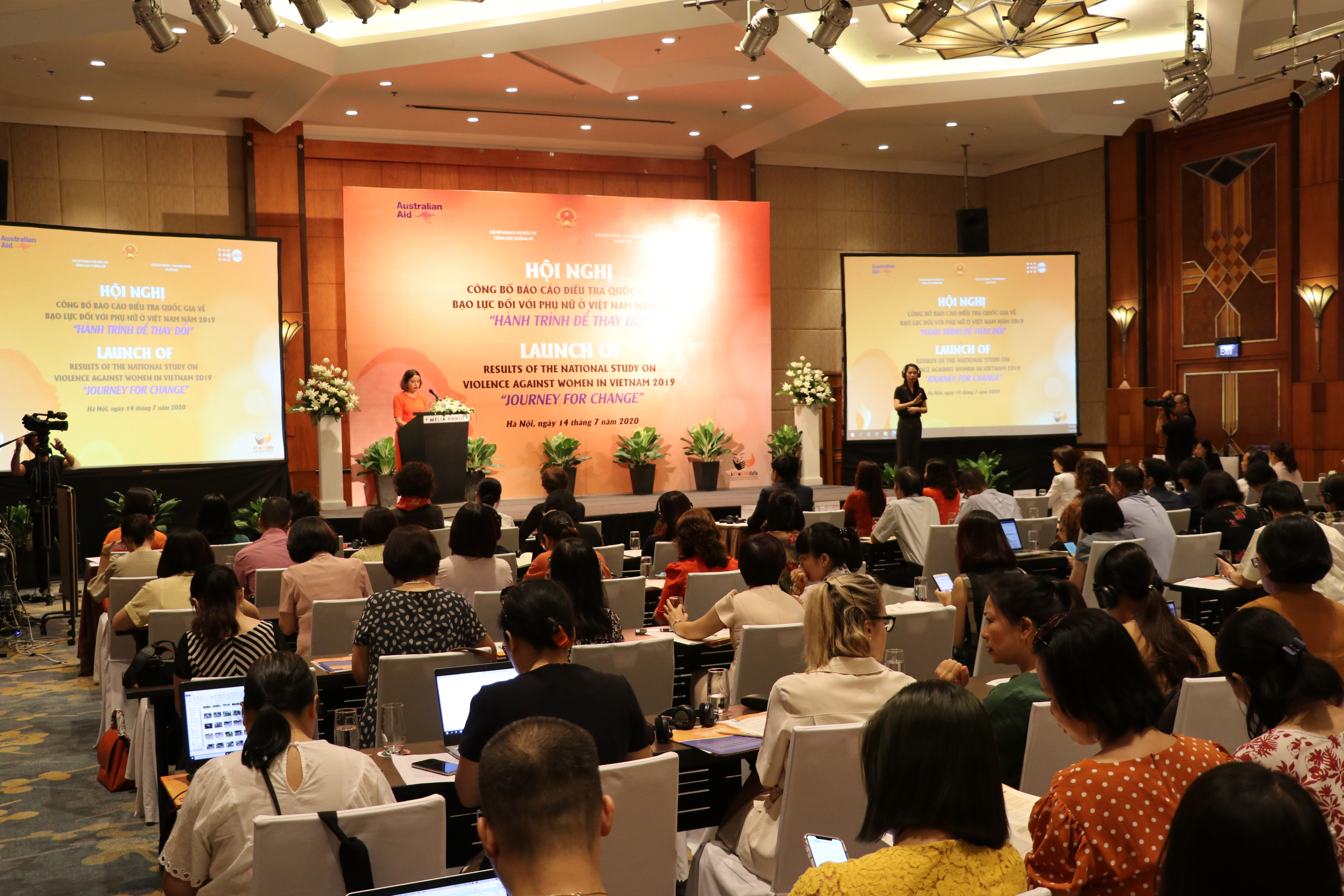 Second National Study on Violence Against Women in Viet Nam 2019 Released