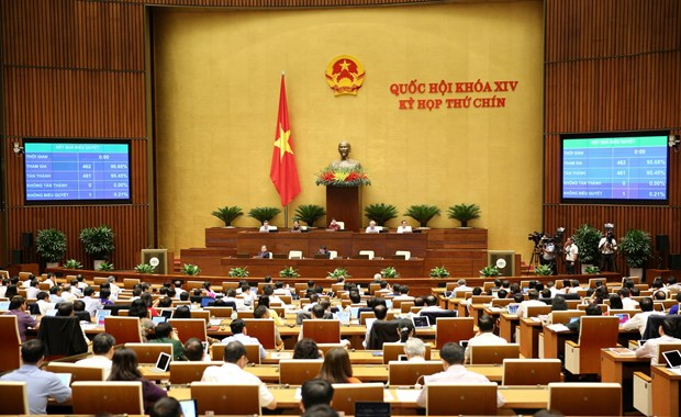 Ratification of EU-Vietnam Agreements, ILO convention makes NA's highlight